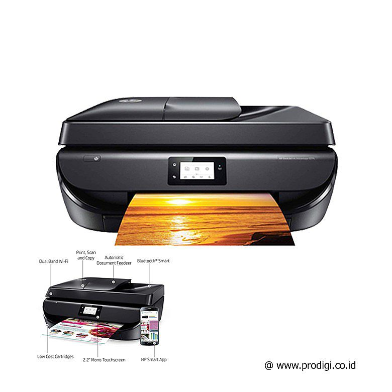 HP DeskJet Ink Advantage 5275 All-in-One Printer WiFi