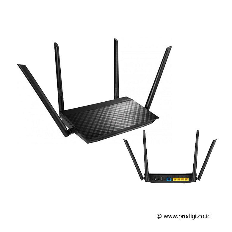 ASUS RT-AC59U - AC1500 Dual Band WiFi Router with MU-MIMO