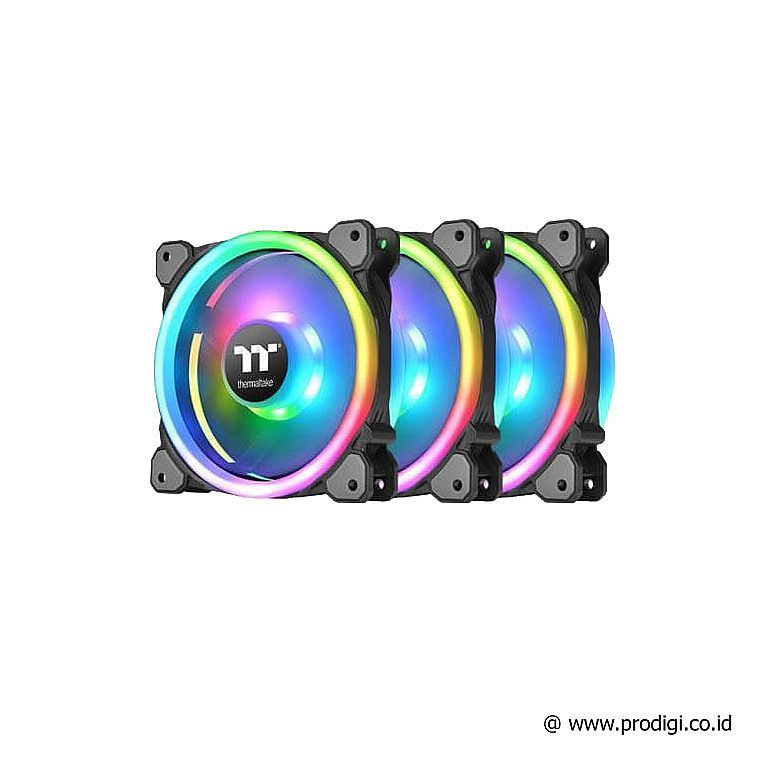 FAN THERMALTAKE Riing Trio 12 RGB - (3-Fan Pack)
