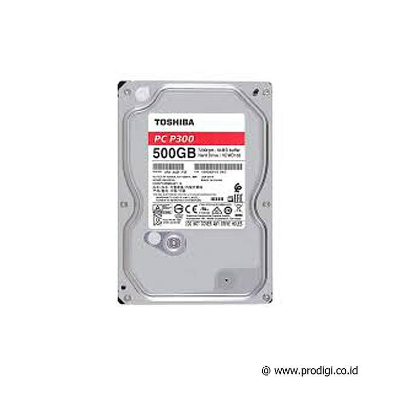Hard Disk Internal Toshiba 500GB 7200Rpm 64MB SATA3 3.5